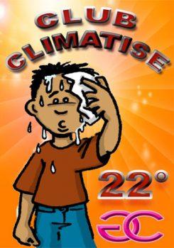 Climatisation du Guilis Club