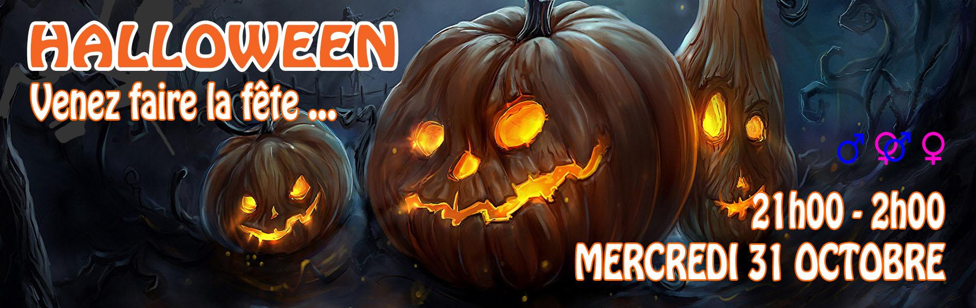 Halloween guili's club libertin